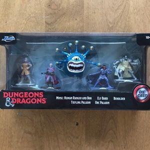 DieCast Dungeons & Dragons